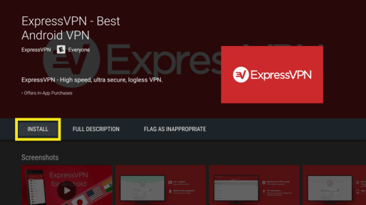 ExpressVPN Fire Stick