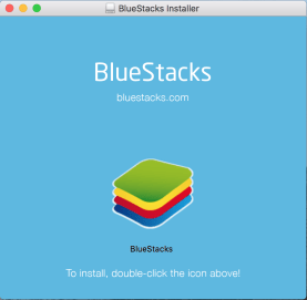Blue Stacks Instalar Mac