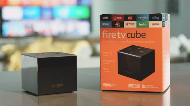 Cómo instalar VPN en Fire TV Cube