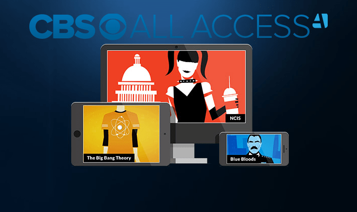 Avblockera och titta på CBS All Access utanför USA med VPN eller Smart DNS