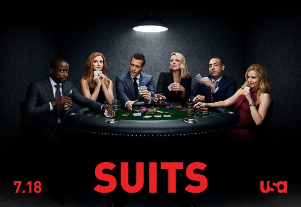 How to watch Suits season 8 outside the US